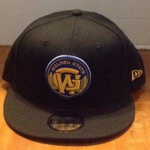 Golden state warriors SnapBack cap